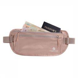 Eagle Creek Securitytas Uc Silk Money Belt Lichtroze
