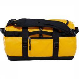 The North Face Reistas Base Camp Duffel XS/31L Goud/Zwart