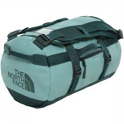 The North Face Reistas Base Camp Duffel XS/31L Petrol/Donkergroen