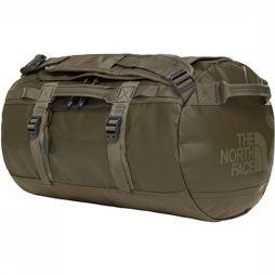 The North Face Travel Bag Base Camp Duffel XS/31L dark green/dark grey