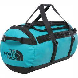 The North Face Reistas Base Camp Duffel M/71L Petrol/Zwart