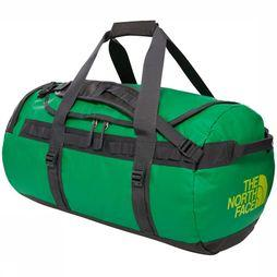 The North Face Travel Bag Base Camp Duffel M mid green/dark grey
