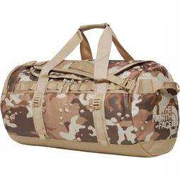 The North Face Reistas Base Camp Duffel M/71L Lichtbruin/Middenkaki