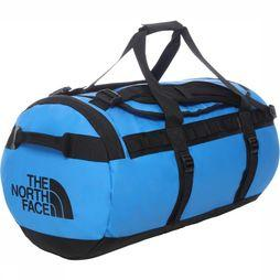 The North Face Reistas Base Camp Duffel M/71L Blauw / Blauw/Zwart