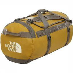 The North Face Travel Bag  Base Camp Duffel L/95L mid brown/mid khaki