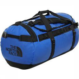 The North Face Sac De Voyage  Base Camp Duffel L/95L Bleu Moyen/Noir