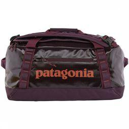 Patagonia Travel Bag Black Hole Duffel 40L dark purple