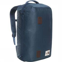 The North Face Reistas  Travel Duffel Pack Donkerblauw/Middenrood