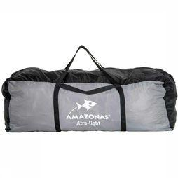 Amazonas Travelpack Adventure Travel Bag Stone Middengrijs/Zwart