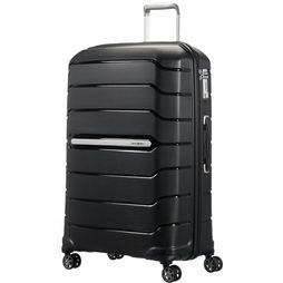 Samsonite Trolley Flux Spinner 75 Zwart