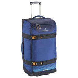 Eagle Creek Trolley Expanse Wheeled Duffel 100L Middenblauw/Donkerblauw