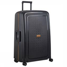 Samsonite Trolley S'cure Eco Spinner 75 Zwart