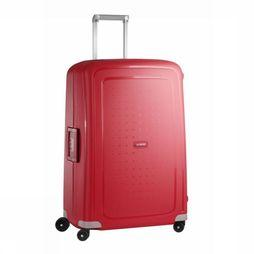 Samsonite Trolley S'Cure Spinner 75/28 Middenrood