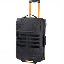 Jack Wolfskin Suitcase Trt Rail 60 dark grey/orange