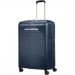 Samsonite Trolley Gateway 200 Spinner 75/28 Exp Middenblauw