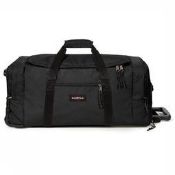 Eastpak Trolley Leatherface M + Zwart