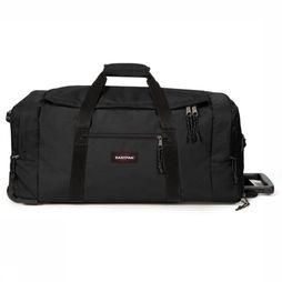 Eastpak Trolley Leatherface L + Zwart
