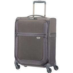 Samsonite Cabin Luggage Uplite Spinner 55 dark grey