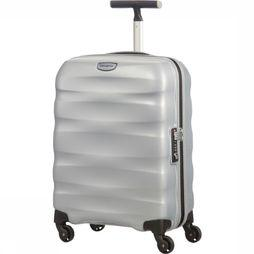 Samsonite Cabin Luggage Spinner 55/20 Engenero silver