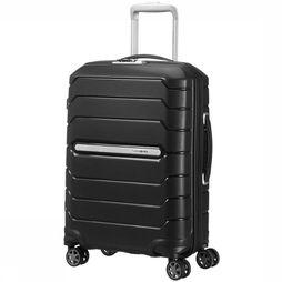 Samsonite Cabin Luggage Flux Spinner 55 black