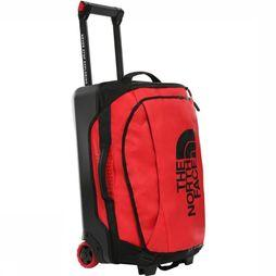 The North Face Trolley Rolling Thunder 22 Rouge Moyen/Noir