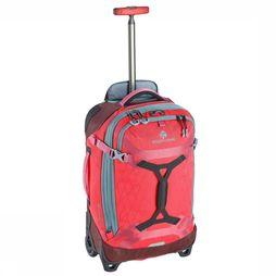 Eagle Creek Handbagage Gear Warrior Wheeled Duffel International Carry On Rood/Middenroze