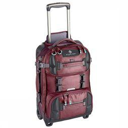 Eagle Creek Handbagage Orv Wheeled Duffel International Carry-On Donkerrood