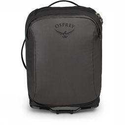 Osprey Handbagage Rolling Transporter Global Carry-On 33 Zwart