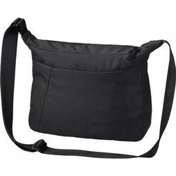 Jack Wolfskin Shoulder Bag Valparaiso black