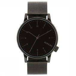 Komono Watch Winston Royale black