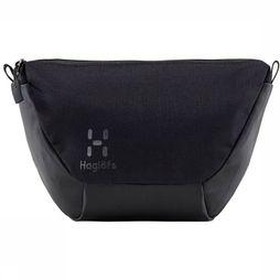 Haglöfs Shoulder Bag Kisel Small black