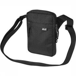 Jack Wolfskin Shoulder Bag Purser black
