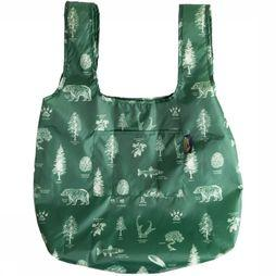 United by Blue Shoulder Bag Packable Tote dark green