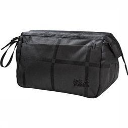 Jack Wolfskin Trousse De Toilette Space Talent Y.D. Noir