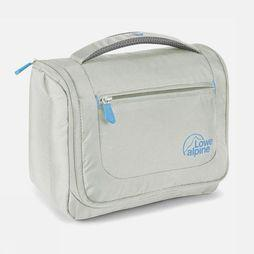 Lowe Alpine Trousse De Toilette Wash Bag Large Blanc Cassé