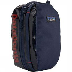 Patagonia Toilettas Black Hole Cube Small Donkerblauw