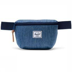 Herschel Supply Heuptas Fourteen Jeansblauw