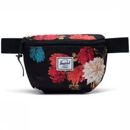 Herschel Supply Hip Bag Fourteen black/Assortment Flower