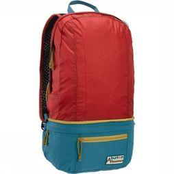 Burton Hip Bag Packable Sleyton Petrol/Rust