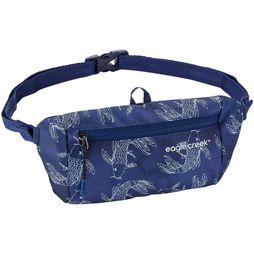 Eagle Creek Heuptas Stash Waist Bag Middenblauw/Wit