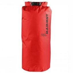 Mammut Waterdichte Zak Drybag Light 15L red