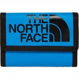 The North Face Portefeuille Base Camp Wallet Middenblauw/Zwart