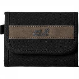 Jack Wolfskin Wallet Embankment black