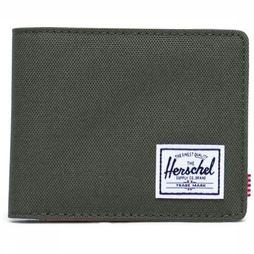 Herschel Supply Wallet Hank dark green