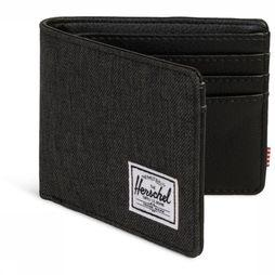 Herschel Supply Wallet Hank Medium Black