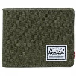 Herschel Supply Wallet Roy Coin dark khaki
