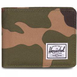 Herschel Supply Portefeuille Roy Coin Middenkaki