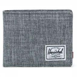 Herschel Supply Portefeuille Roy Coin Zwart/Assortiment