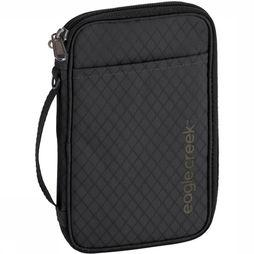 Eagle Creek Sac De Sécurité RFID Travel Zip Organizer Noir