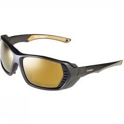 Sinner Glasses Tupper black/gold